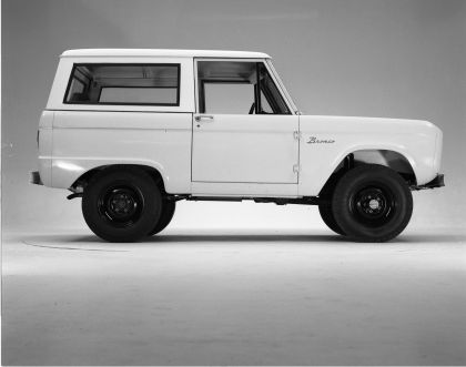 1966 Ford Bronco 54