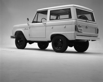 1966 Ford Bronco 57