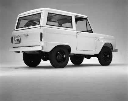 1966 Ford Bronco 58