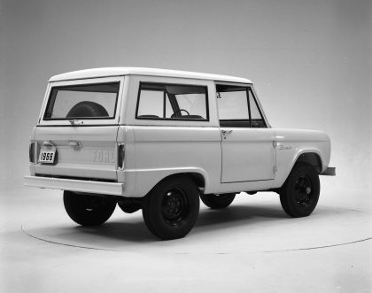 1966 Ford Bronco 59