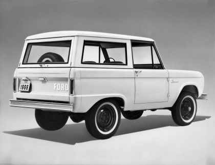 1966 Ford Bronco 60