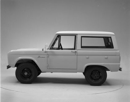 1966 Ford Bronco 62