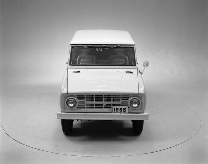 1966 Ford Bronco 63