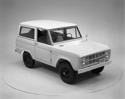 1966 Ford Bronco 67