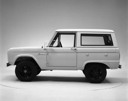 1966 Ford Bronco 68