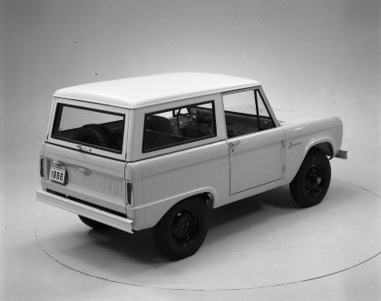 1966 Ford Bronco 71