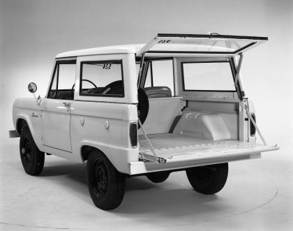 1966 Ford Bronco 72