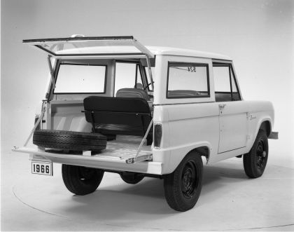 1966 Ford Bronco 77