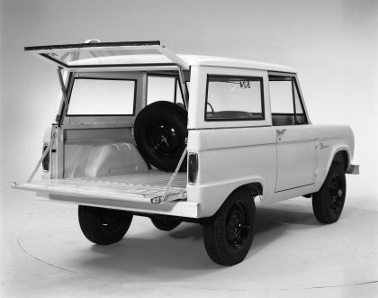 1966 Ford Bronco 78