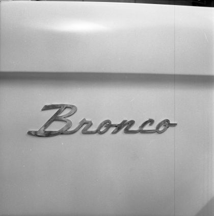 1966 Ford Bronco 83