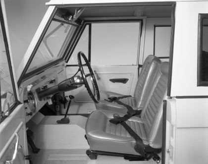 1966 Ford Bronco 89
