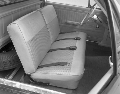 1966 Ford Bronco 98