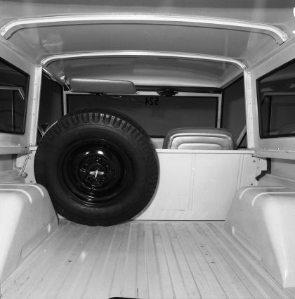 1966 Ford Bronco 136