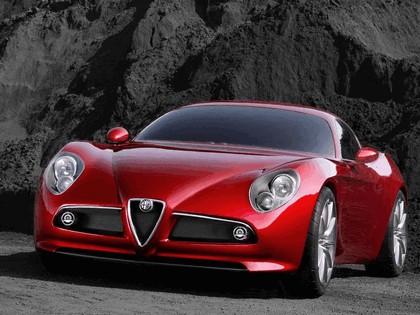 2004 Alfa Romeo 8C Competizione concept 1