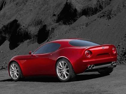 2004 Alfa Romeo 8C Competizione concept 2