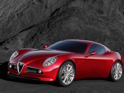 2004 Alfa Romeo 8C Competizione concept 4