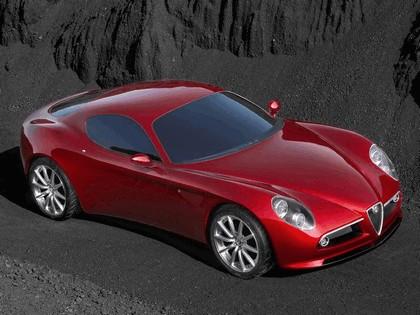 2004 Alfa Romeo 8C Competizione concept 5