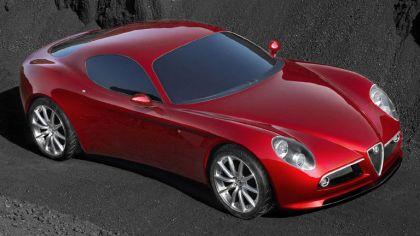 2004 Alfa Romeo 8C Competizione concept 7