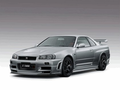 2005 Nissan Skyline GT-R R34 Nismo Z-tune BNR3 1