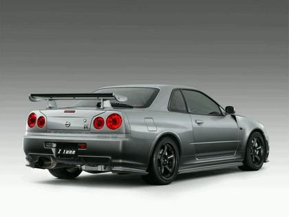 2005 Nissan Skyline GT-R R34 Nismo Z-tune BNR3 2