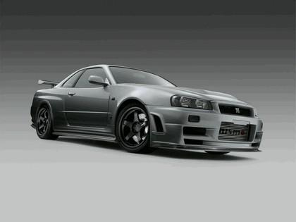 2005 Nissan Skyline GT-R R34 Nismo Z-tune BNR3 3