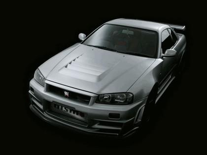 2005 Nissan Skyline GT-R R34 Nismo Z-tune BNR3 4