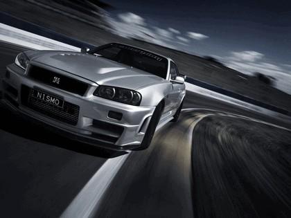 2005 Nissan Skyline GT-R R34 Nismo Z-tune BNR3 8