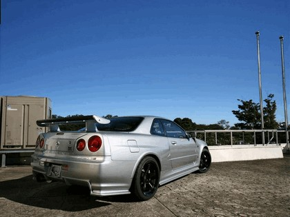 2005 Nissan Skyline GT-R R34 Nismo Z-tune BNR3 9