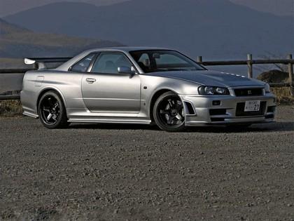 2005 Nissan Skyline GT-R R34 Nismo Z-tune BNR3 10