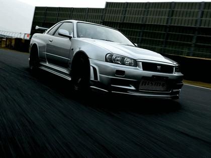 2005 Nissan Skyline GT-R R34 Nismo Z-tune BNR3 12