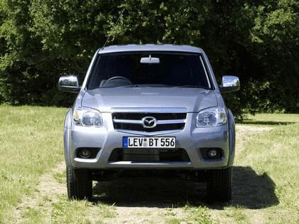 2008 Mazda BT-50 Double Cab - UK vesion 2