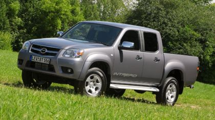 2008 Mazda BT-50 Double Cab - UK vesion 6