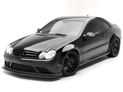 2008 Mercedes-Benz CLK63 Amg ( C209 ) by Vorsteiner 1