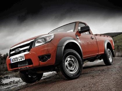 2009 Ford Ranger - UK version 1