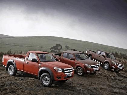 2009 Ford Ranger - UK version 3
