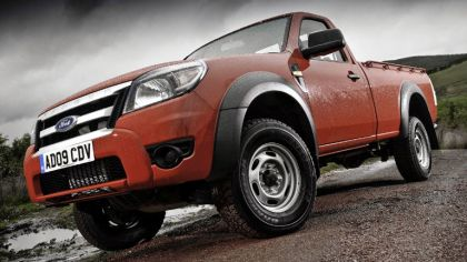 2009 Ford Ranger - UK version 4