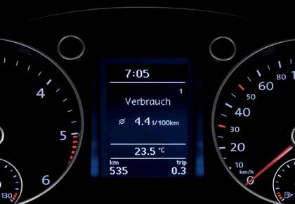 2009 Volkswagen Passat BlueMotion 8