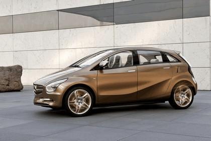 2009 Mercedes-Benz BlueZERO E-CELL PLUS concept 1