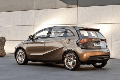 2009 Mercedes-Benz BlueZERO E-CELL PLUS concept 2