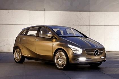 2009 Mercedes-Benz BlueZERO E-CELL PLUS concept 3