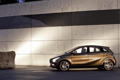 2009 Mercedes-Benz BlueZERO E-CELL PLUS concept 4