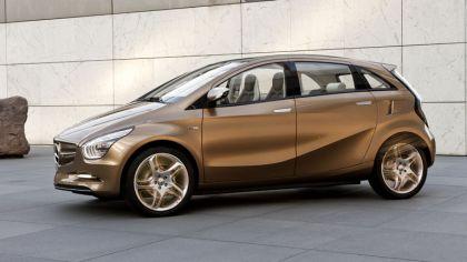 2009 Mercedes-Benz BlueZERO E-CELL PLUS concept 5