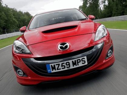 2009 Mazda 3 MPS - UK version 1