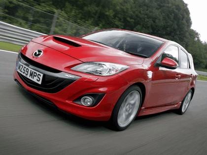 2009 Mazda 3 MPS - UK version 2