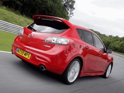 2009 Mazda 3 MPS - UK version 3