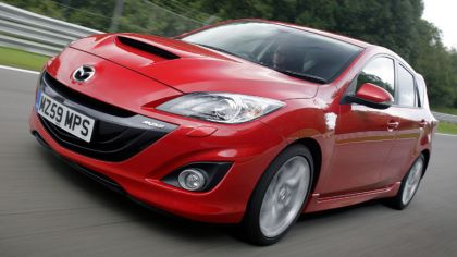 2009 Mazda 3 MPS - UK version 4