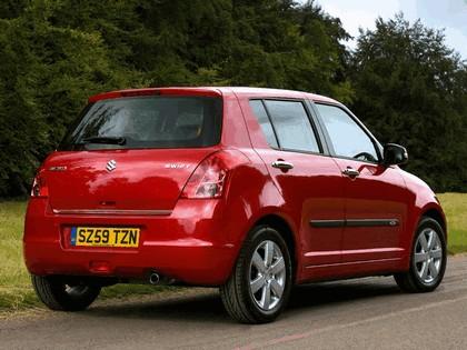 2009 Suzuki Swift SZ-L 5