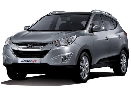 2010 Hyundai Tucson ix 1