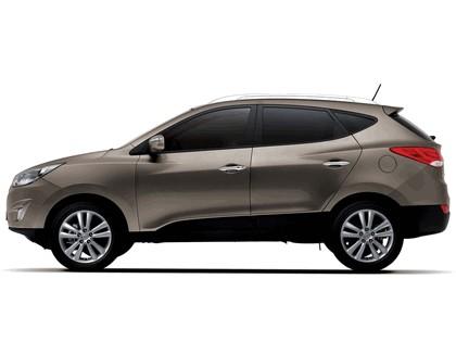 2010 Hyundai Tucson ix 2