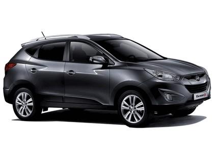 2010 Hyundai Tucson ix 4